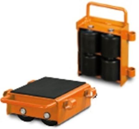 Podwójne rolki transportowe Unicraft (udźwig: 6 t) 32240166
